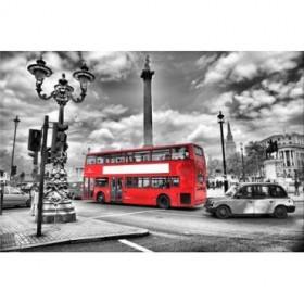 25009434 / Cuadro Tráfico en Londres