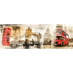 Cuadro Collage London 01