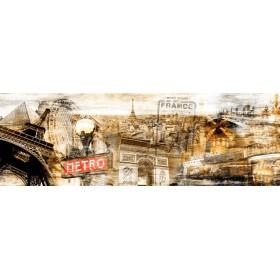 Cuadro Collage Paris 01