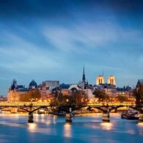 36586904 / Cuadro Puente de París