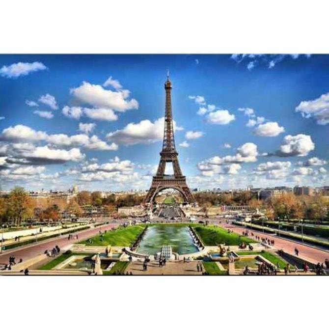 21831467 / Cuadro Torre Eiffel