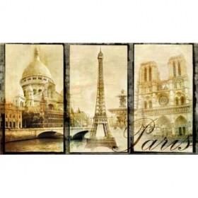 8410465 / Cuadro París vintage