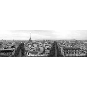 14396139 / Cuadro Torre Eiffel vista panorámica