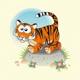 8774517 / Cuadro Tigre