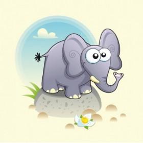 28774517 / Cuadro Elefante
