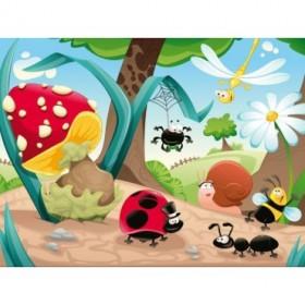 Cuadro Insectos