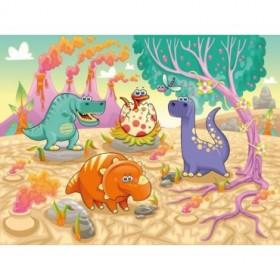 30360374 / Cuadro Dinosaurios