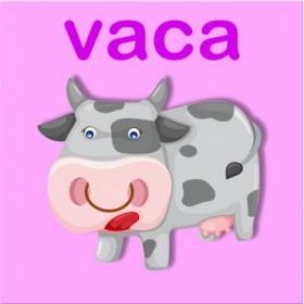 23159353 / Cuadro Vaca