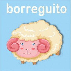 23159353 / Cuadro Borreguito