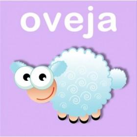 23159353 / Cuadro Oveja