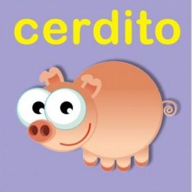 23159353 / Cuadro Cerdito