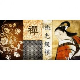 Cuadro Collage Asia 02