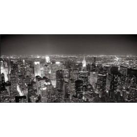 5832728 G / Cuadro Noche en Nueva York b/n