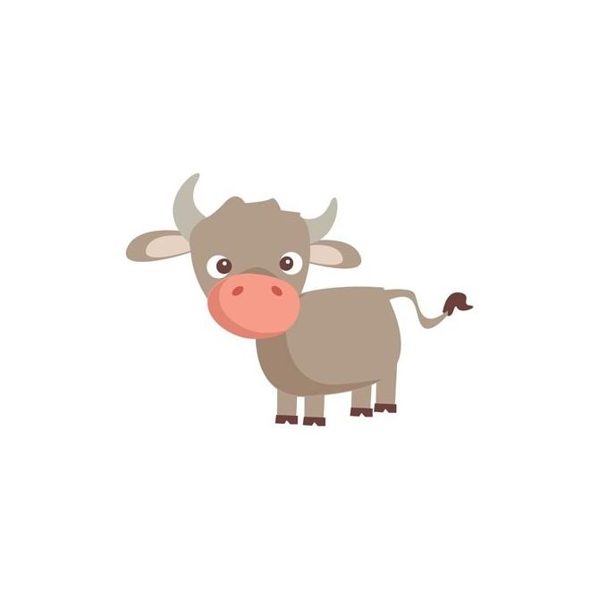 Cuadro Vaca