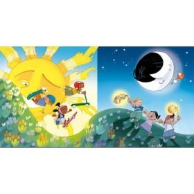 MAWK -Cuadro El Sol y la Luna