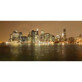 26215762 / Cuadro Nueva York noche 04