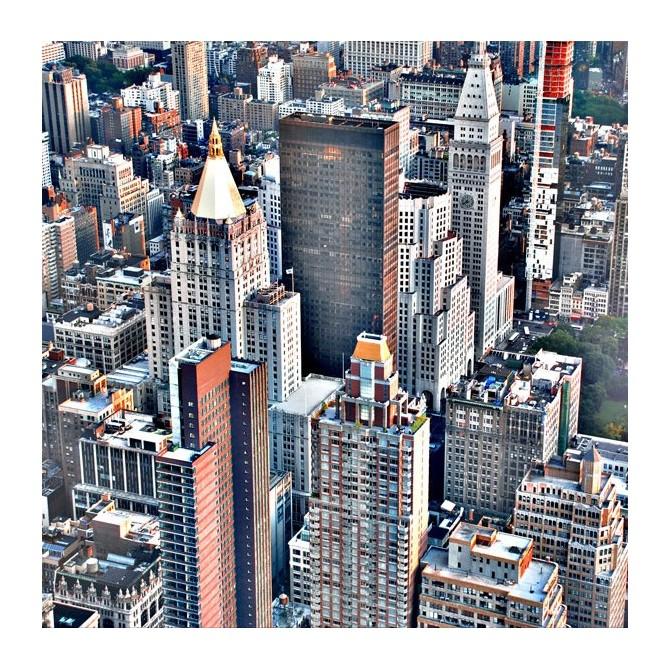Cuadro Nueva York color