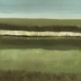 4099 / Cuadro Still Waters (Green Lake)