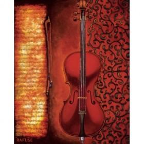 12056 / Cuadro Red Cello