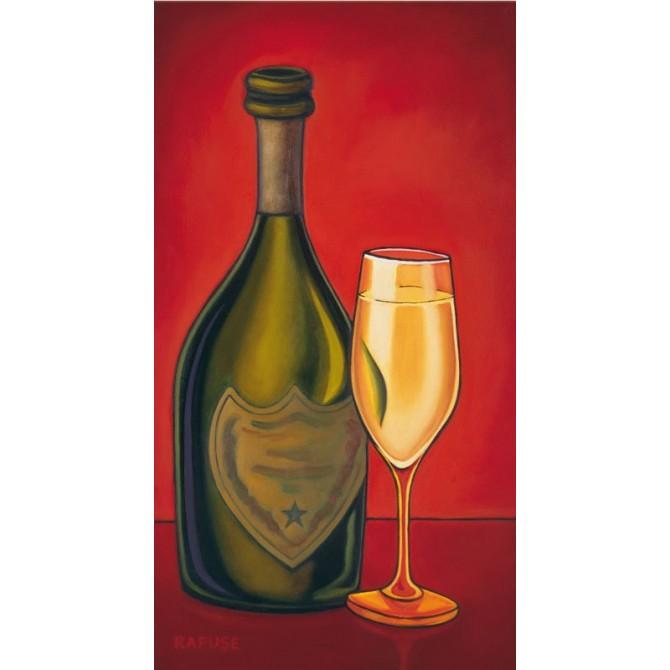 8258 / Cuadro Champagne