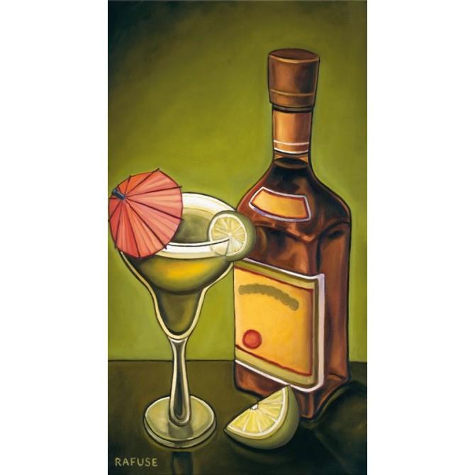8255 / Cuadro Lime Margarita