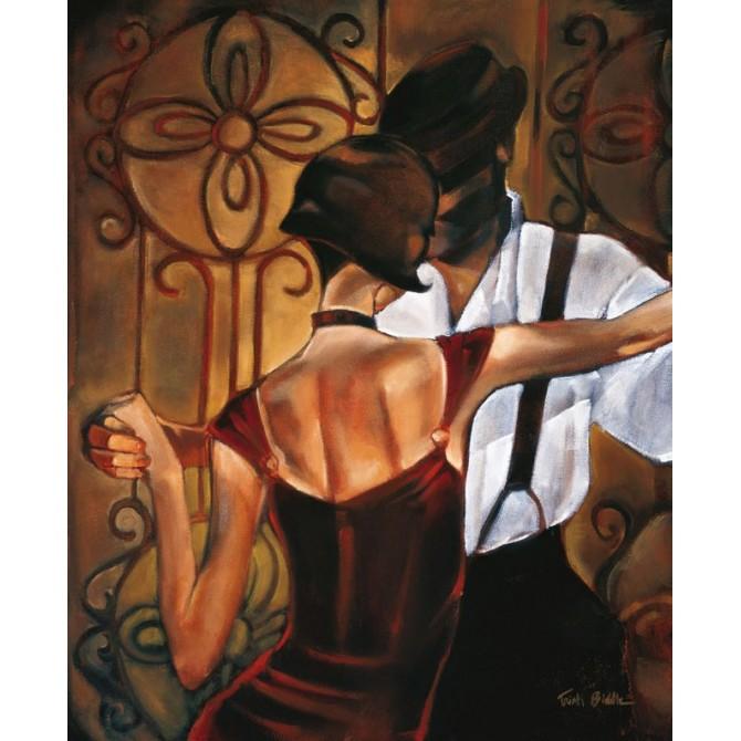 8753 / Cuadro Evening Tango
