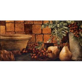 12342 / Cuadro Tiled Still Life II