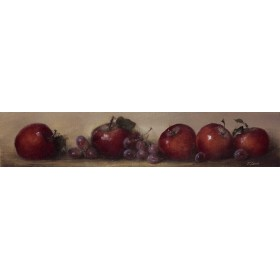 12387 / Cuadro Apples and Grapes