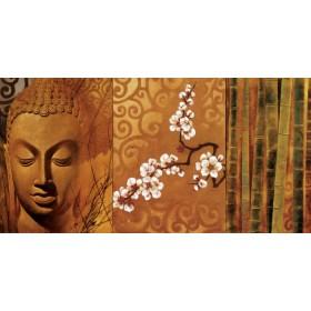 12473 / Cuadro Buddha Panel I