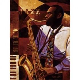 12470 / Cuadro Jazz Club