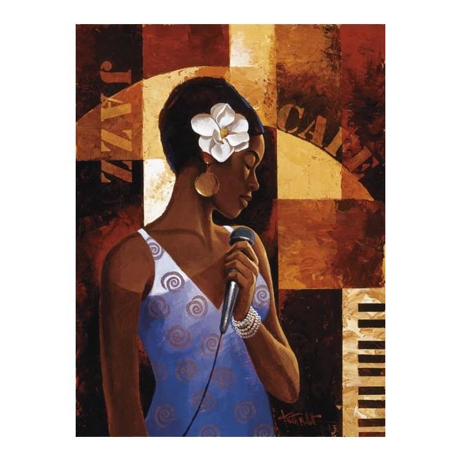 12469 / Cuadro Jazz Café