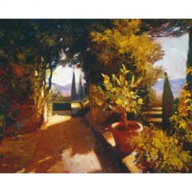8369 / Cuadro Lemon Tree Verona