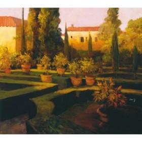 8347 / Cuadro Verona Garden