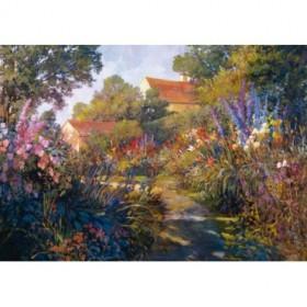 8158 / Cuadro Annapolis Garden