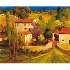 2956 / Cuadro La Femme en Provence