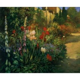 2787 / Cuadro Walled Garden