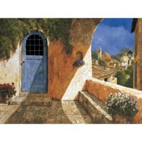 4010 / Cuadro The French Door