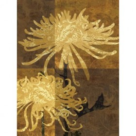 12733 / Cuadro Golden Mums II