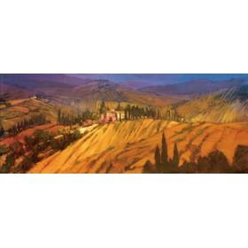 2279 / Cuadro Last View of Tuscany