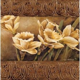 12340 / Cuadro Golden Daffodils II