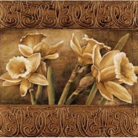 12339 / Cuadro Golden Daffodils I