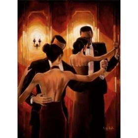 12430 / Cuadro Tango Shop II