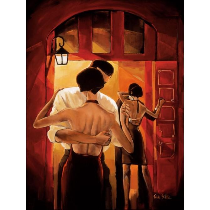 12429 / Cuadro Tango Shop I
