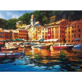 8096 / Cuadro Portofino Colors
