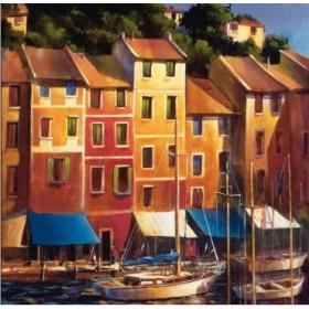 2793 / Cuadro Portofino Waterfront