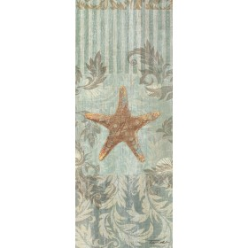 18609 / Cuadro Seaside Heirloom II Estrella de mar