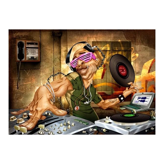 Cuadro DJ Frank