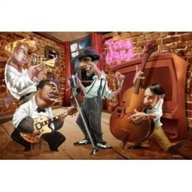 Cuadro Jazz Club-2