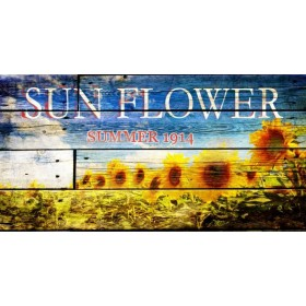 Cuadro Sunflowers