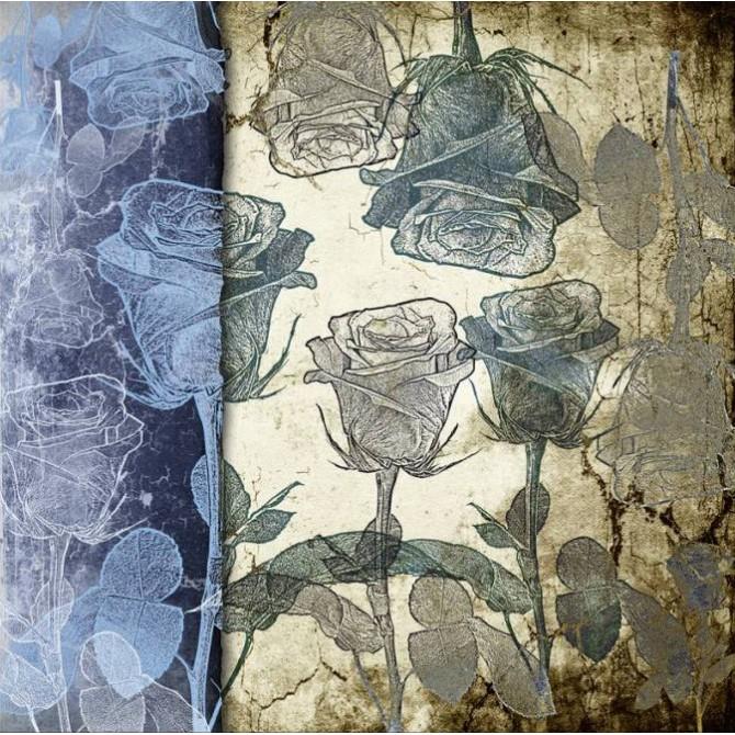 Cuadro Stone & Roses B